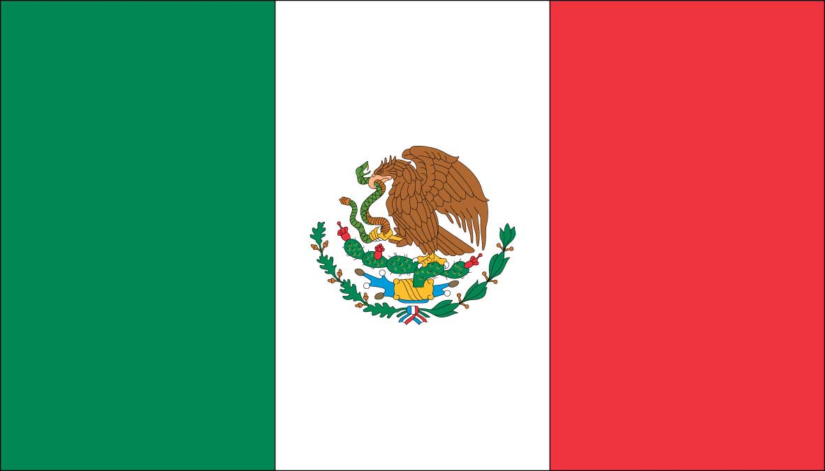 9 Images of Printable Mexican Flag