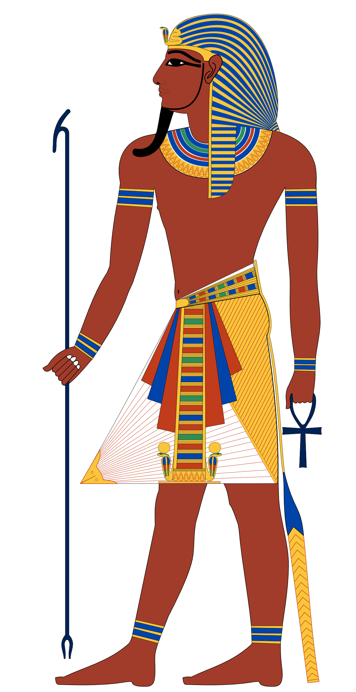 4 Images of Printable Egyptian Clip Art