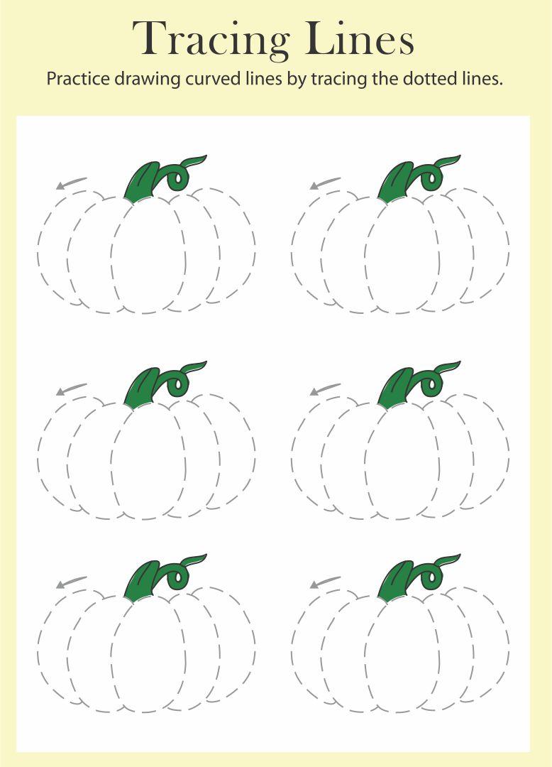 Preschool Halloween Activity Worksheets