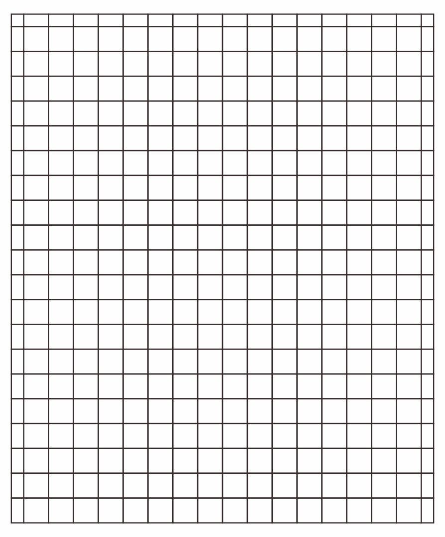6 Best Full Page Grid Paper Printable Printablee Com