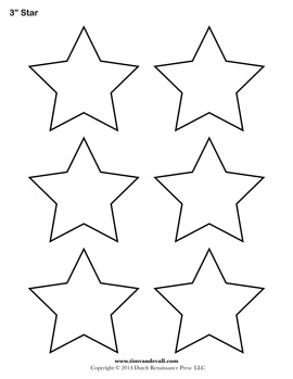 small star template printable free 4 best images of stars outline template printable small