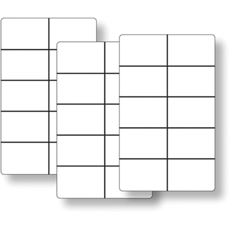6 Images of Printable Blank Ten Frame Cards