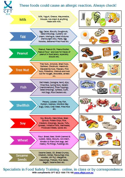 4 Images of Food Safety Posters Printable