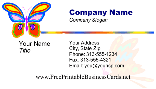 7 Best Images Of Free Printable Blank Business Cards Printable Blank Business Card Template