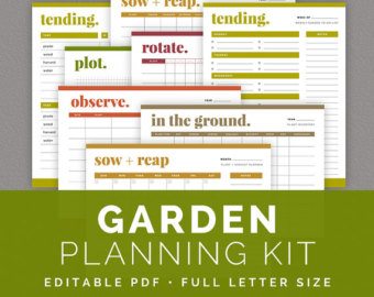 6 Best Images of Garden Journal Printables Printable