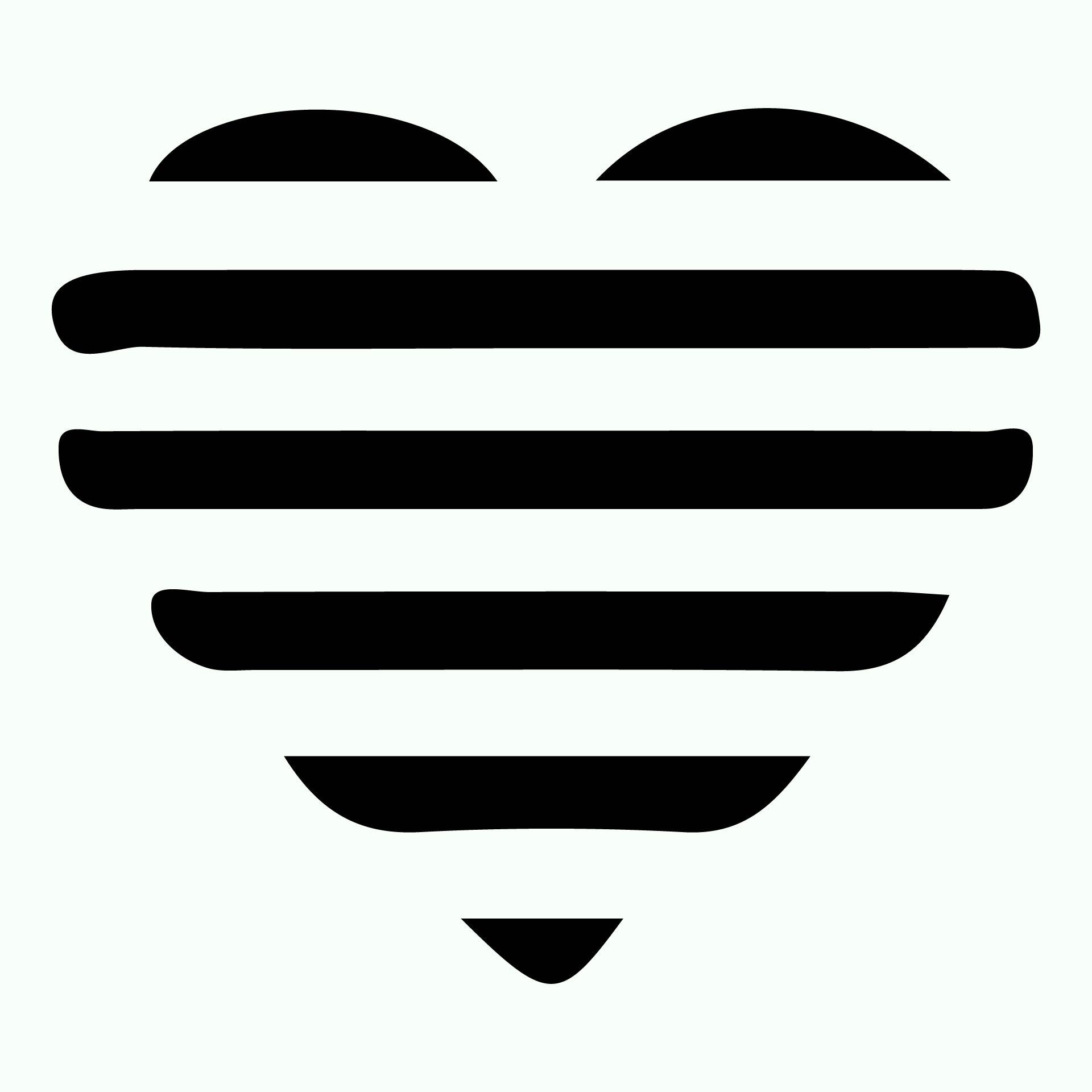 Printable Love Stencils