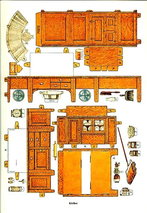 ... Dollhouse Furniture. on free printable dollhouse furniture templates