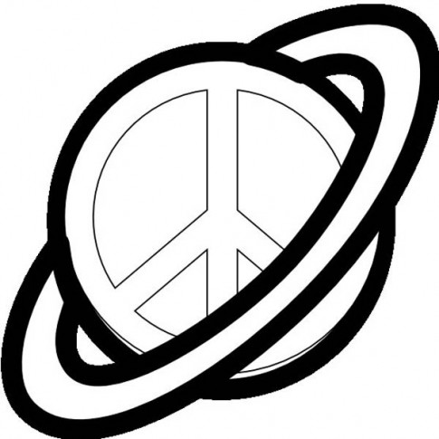 8 Images of Free Printable Peace Symbols