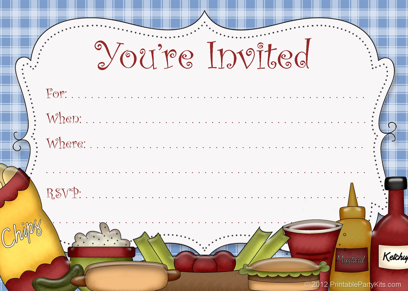 printable barbecue invitation template ctsfashion com best images of printable blank bbq invitations bbq party printable bbq party invitation templates