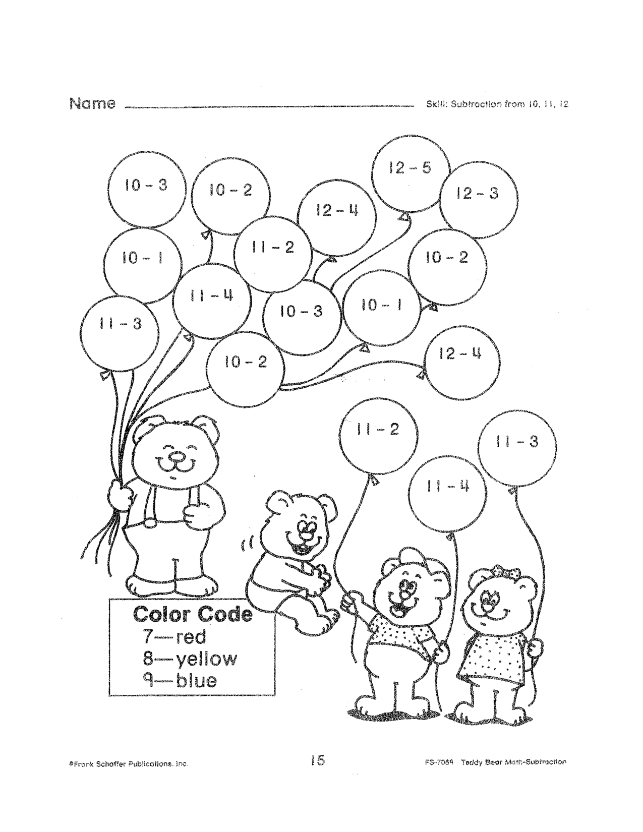 4 Images of Grade 2 Math Worksheets Printable
