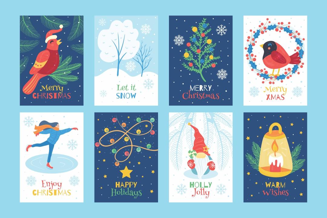5 Images of 3X5 Printable Christmas Gift Tags