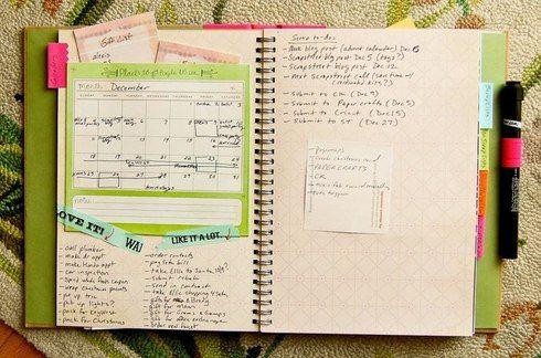 Smash Book Page Ideas