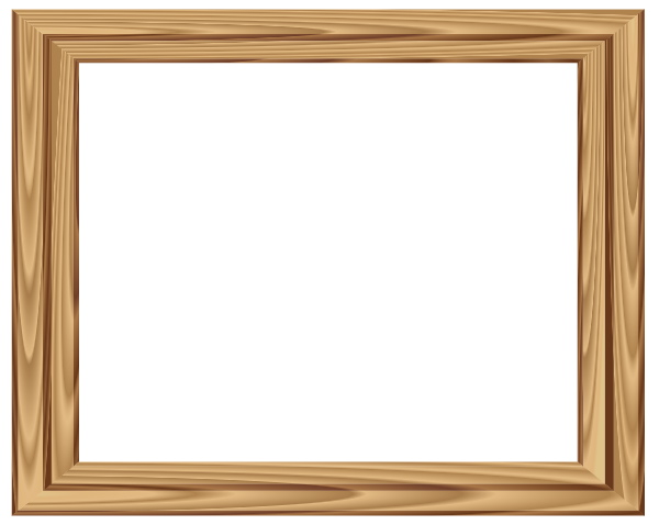 wood picture frame template - photo #4