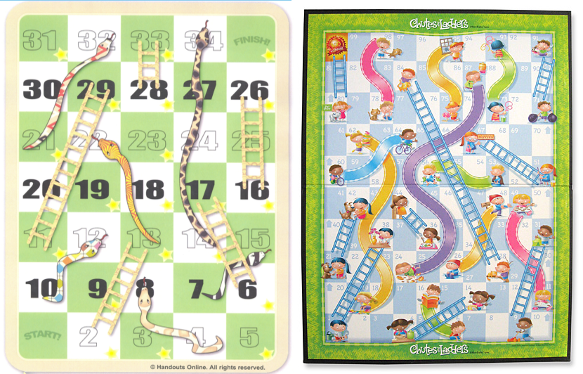 Chutes And Ladders Board Game Rules 6 best images of printable chutes ...