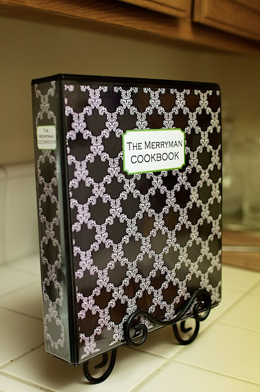 cookbook covers template - 6 best images of diy printable covers recipes diy