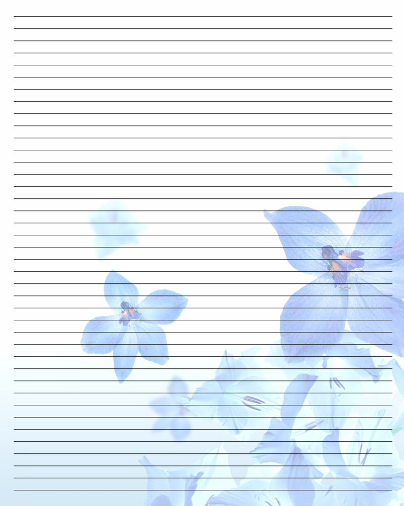 free handwriting paper to print Free to print this is lined paper for children to practice their handwriting it works for both print manuscript and cursive script handwriting styles.