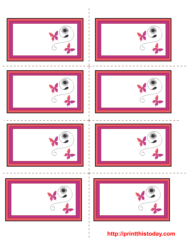 4 best images of avery name tag templates free printables for Avery template 48863