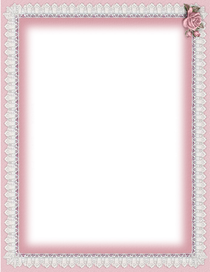 ... Free Printable Stationery Paper with Borders and Snowflake Border