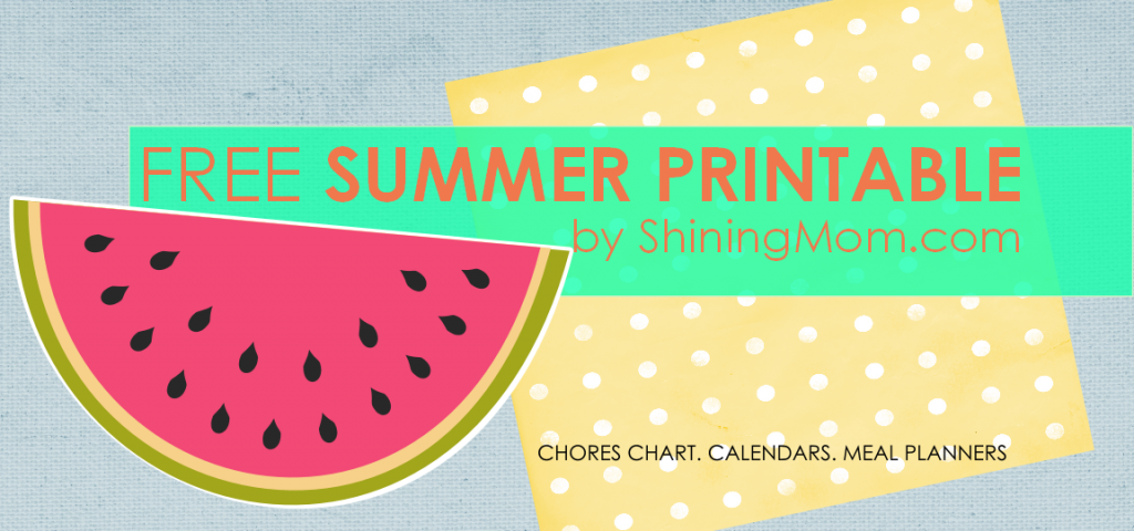 4 Images of Summer 2014 Calendar Printable Free