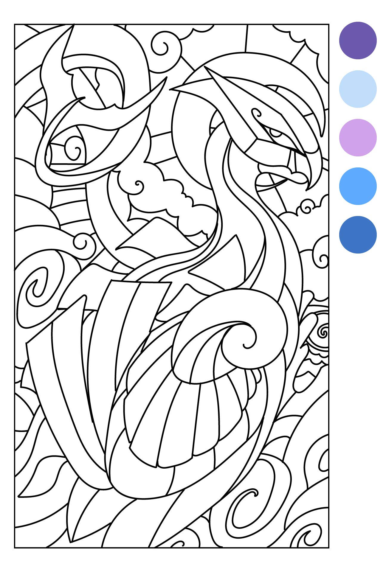 mindware coloring pages printable fun color page