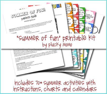 5 Images of Free Printable Summer Fun