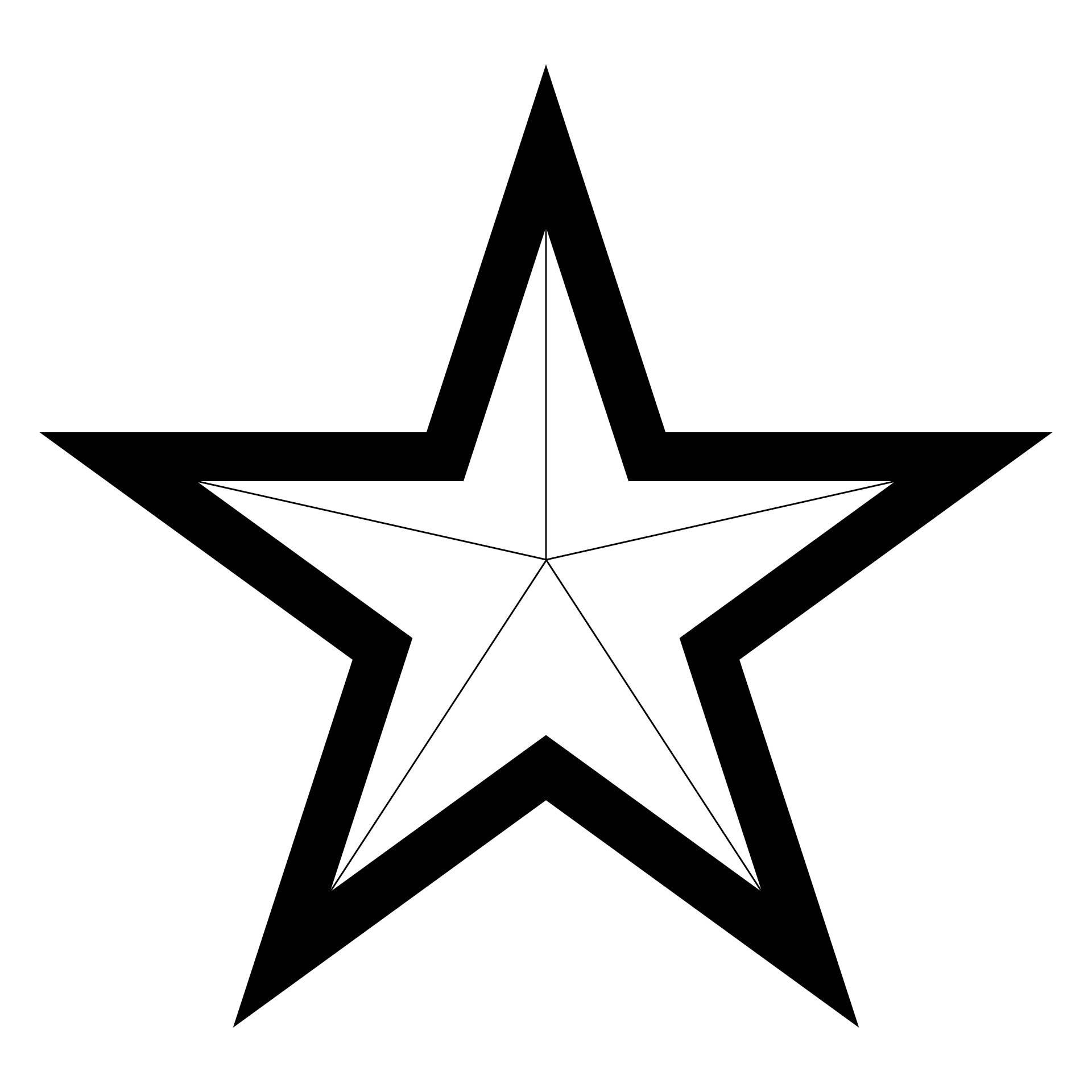 10 Inch Star Template