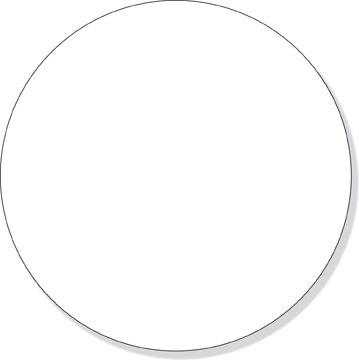 6 Inch Diameter Circle Template Printable
