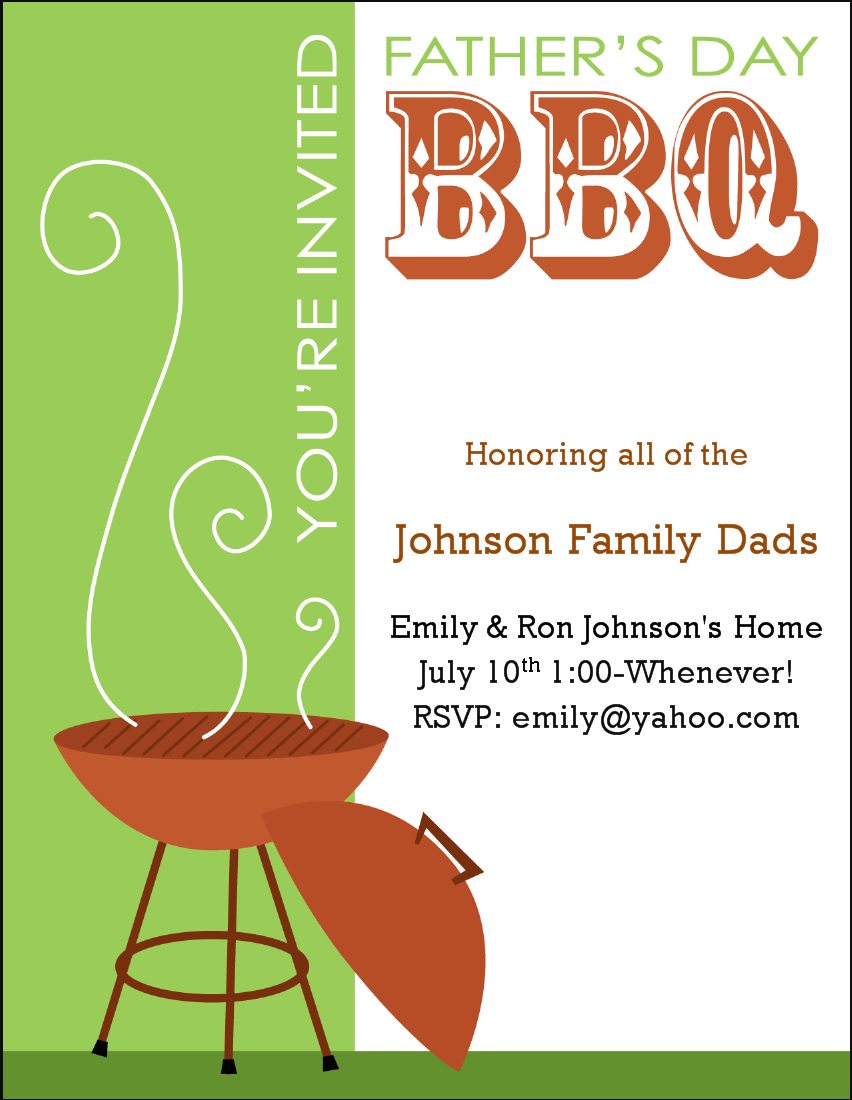 template for party invitation flyer invitation flyer gallery bbq party invitation flyer templates bbq party invitation flyer