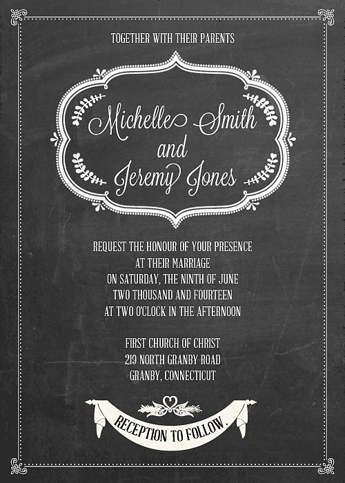 6 best images of chalkboard wedding printables free wedding chalkboard printables free