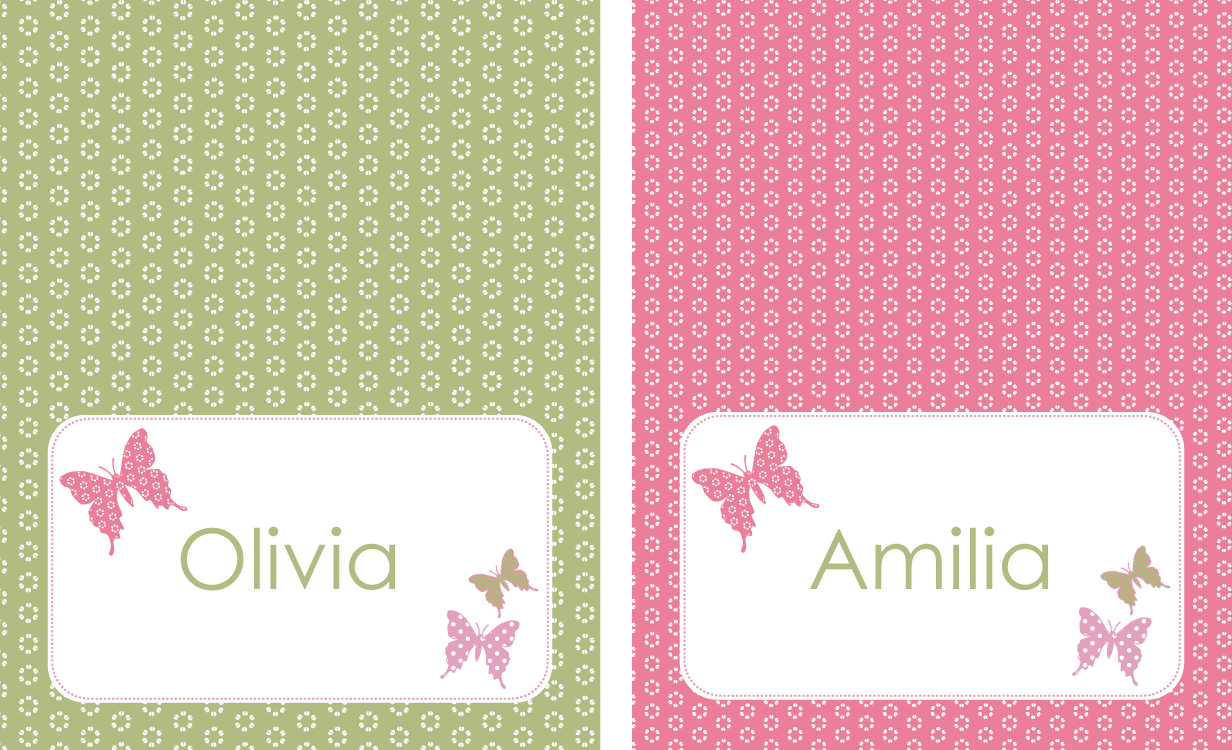 6 Images of Cute Printable Tag Templates