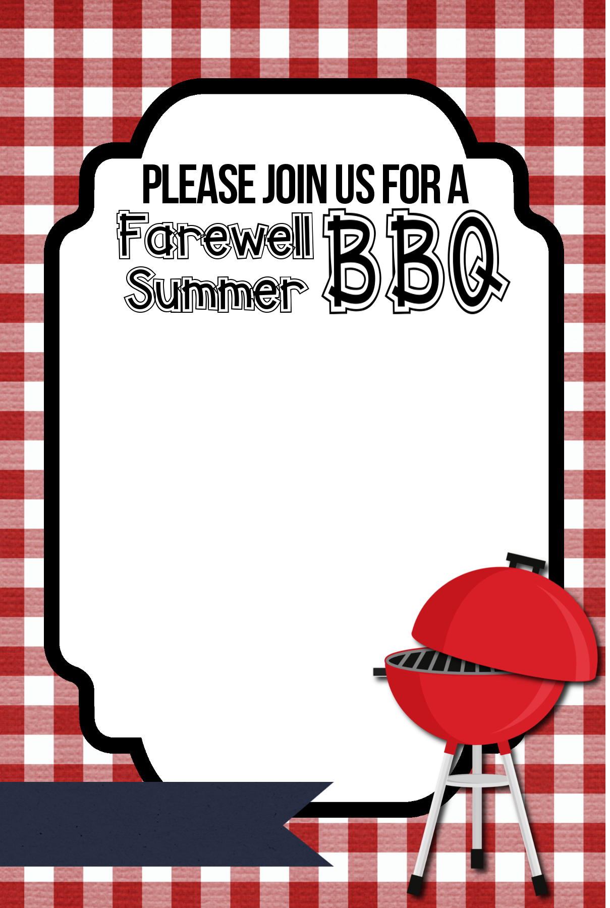 bbq party invitation templates com best images of summer bbq party invitations printable