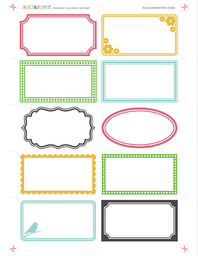 6 best images of cute printable tag templates free printable bag tag template free printable. Black Bedroom Furniture Sets. Home Design Ideas