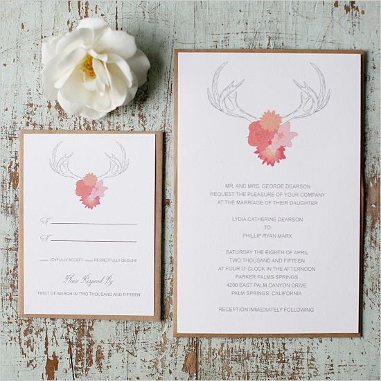 Free Printable Wedding Invitations DIY