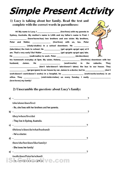 Esl Worksheets For Adults : Best images of adult printable activity sheets