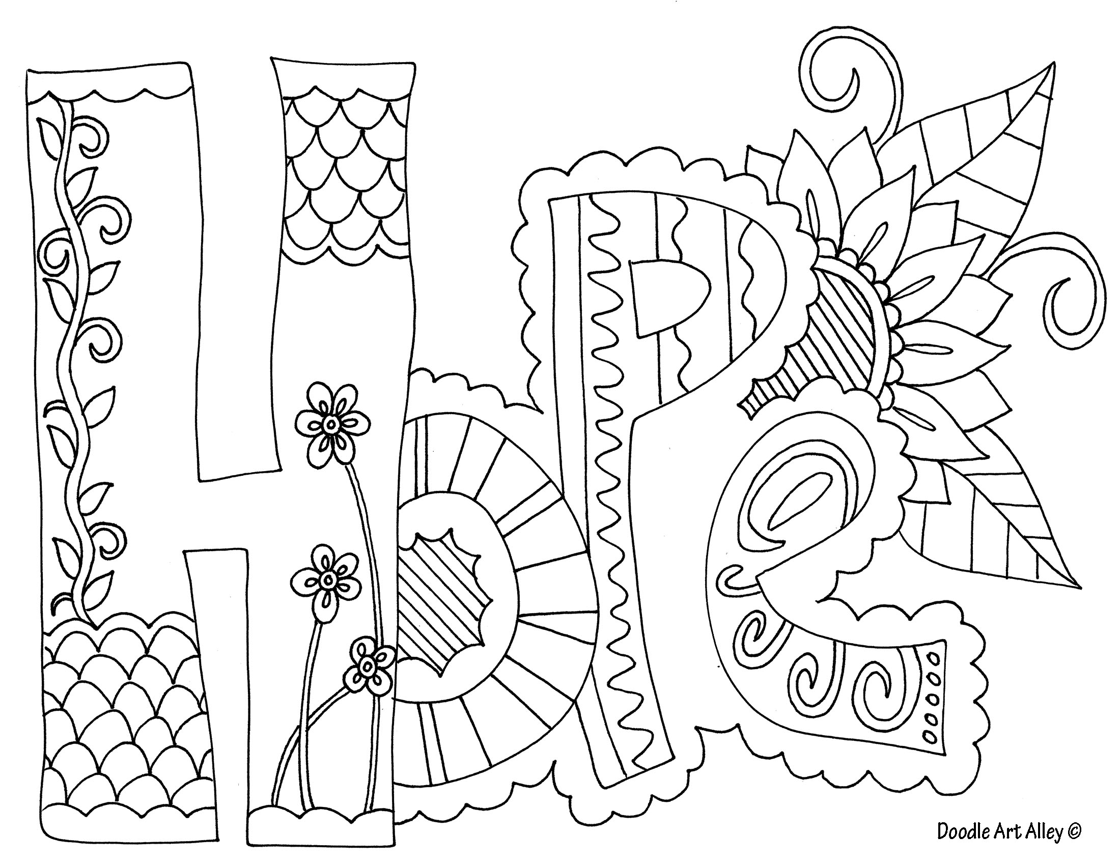 8 Images of Art Therapy Printables