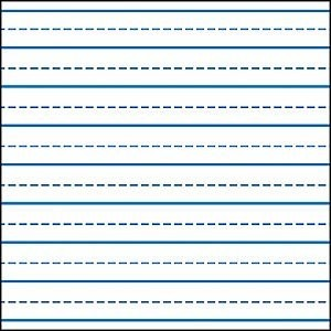 lined writing paper for kindergarten Writing paper - the perfect writing paper for kinder (and maybe others too) free from simply kinder now includes a journal cover and writing process page and did i.