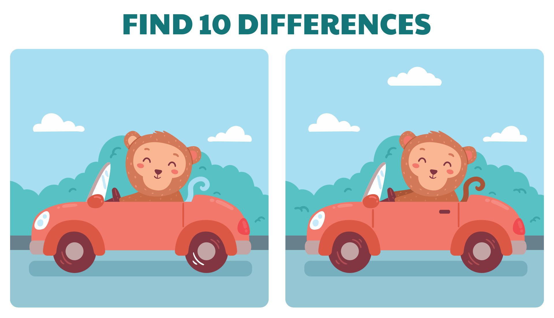 8 Images of Printable Adult Find The Difference