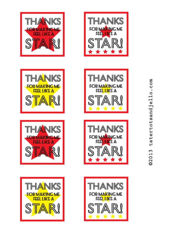 9 Images of Free Printable Teacher Appreciation Candy Gift Tags