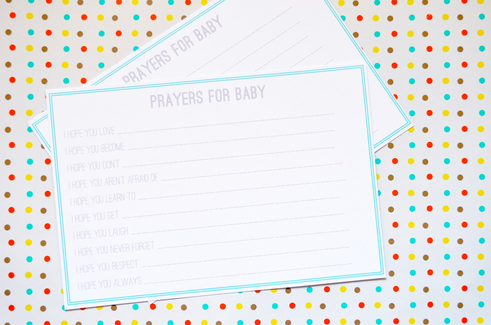 6 Images of Free Printable Prayer Card Template