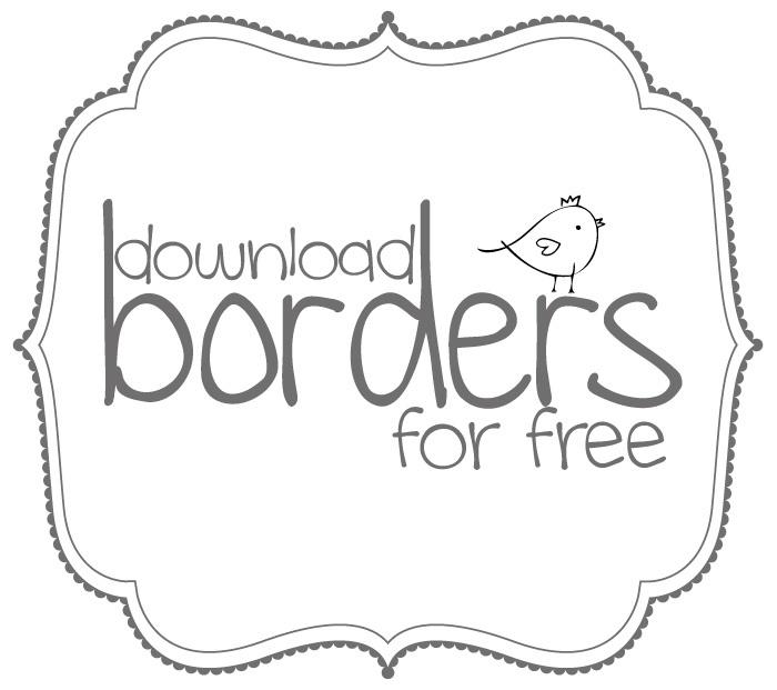 Bracket Frame Borders Free Download
