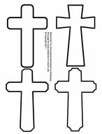 7 Images of Printable Christian Cross Patterns