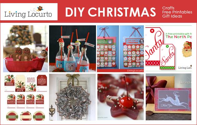 DIY Christmas Gift Craft Idea