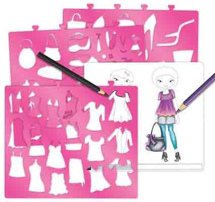 9 Images of Printable Clothes Stencils