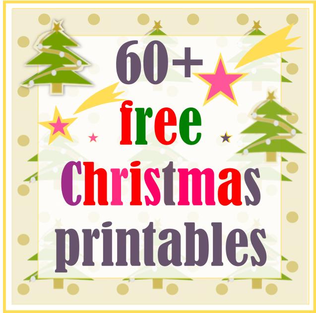 Free Printable Christmas Tags Snowman