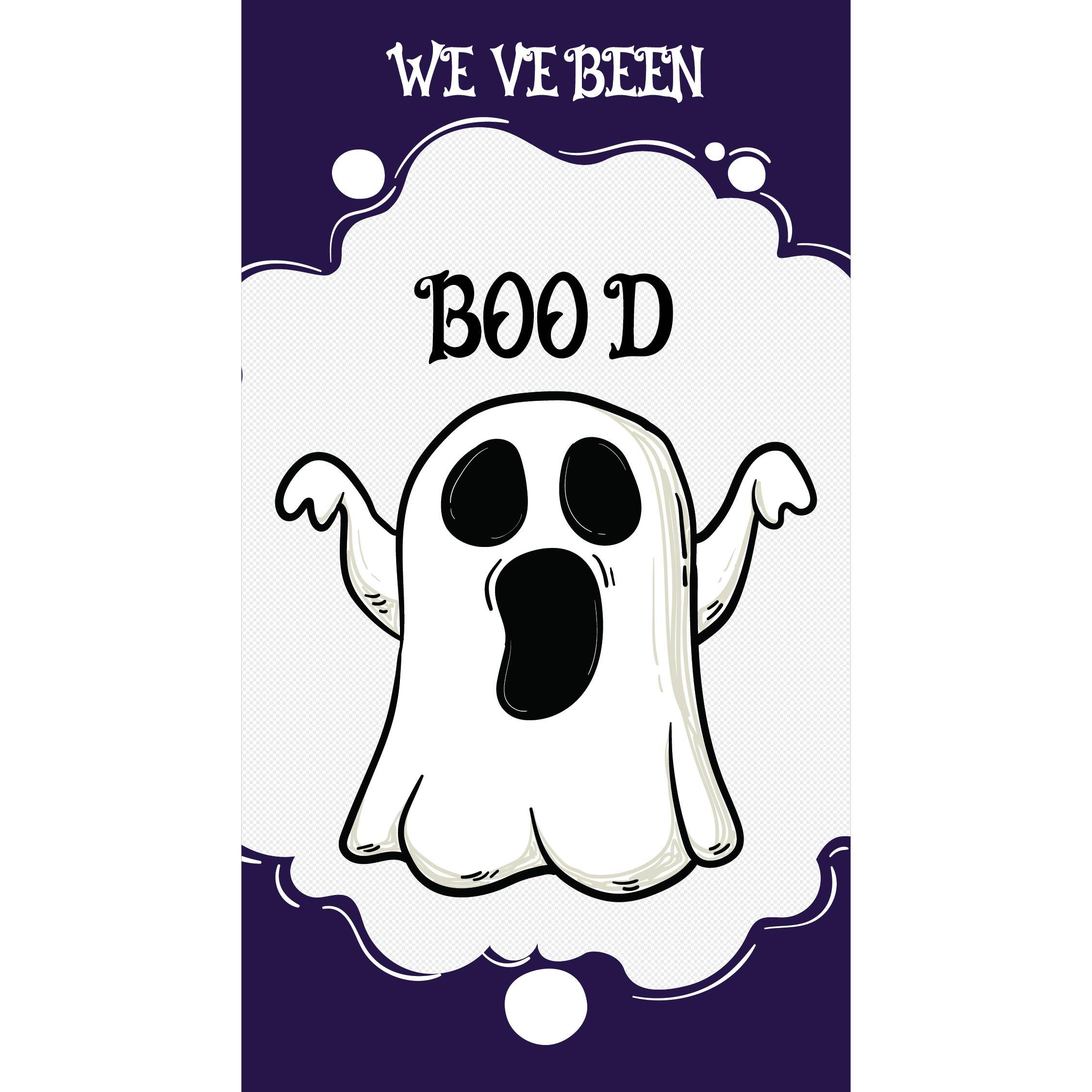 Printable Halloween Boo Game