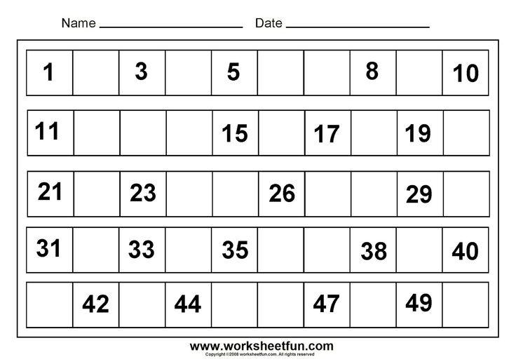 Number Names Worksheets adding for kindergarten worksheets : Printable Math Worksheets For Students