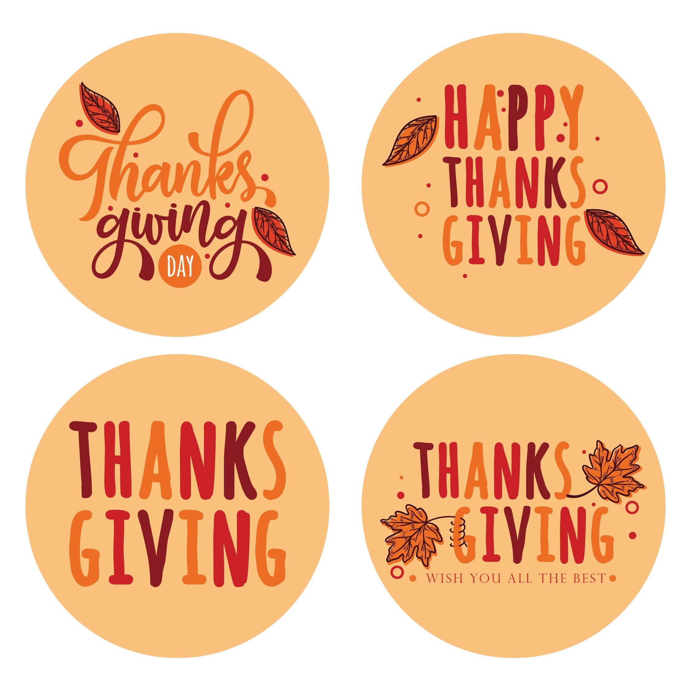 Happy Thanksgiving Banner Printable Free