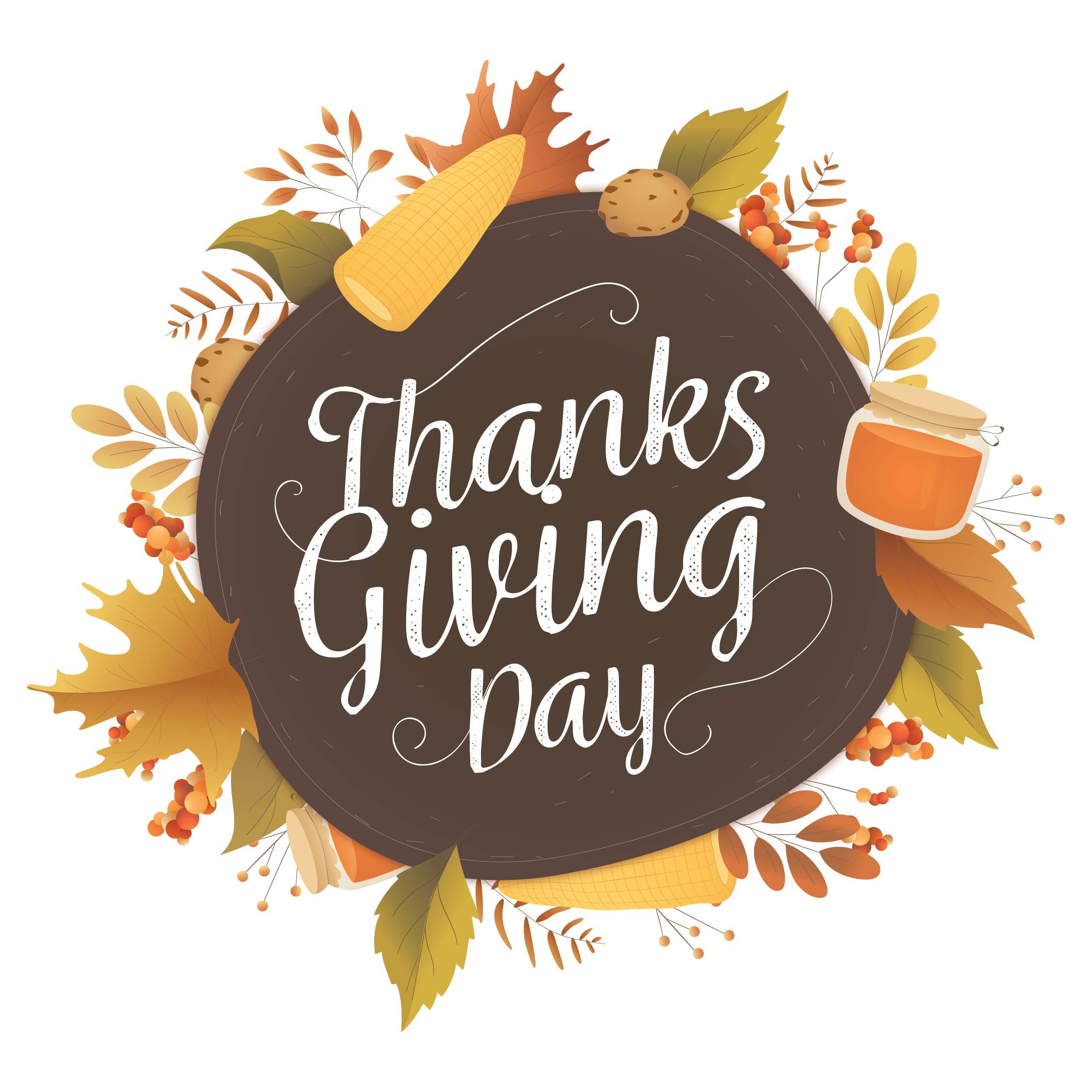 Happy Thanksgiving Tags Printable