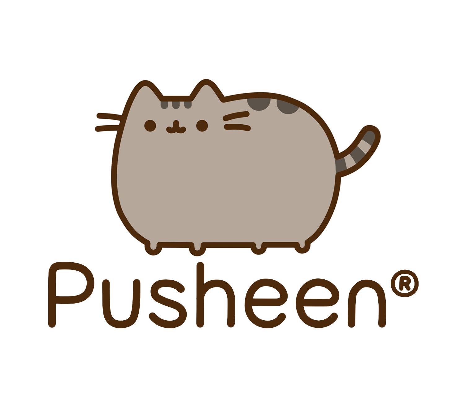 8 Best Images Of Pusheen Cat Printable