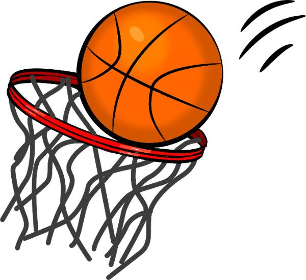 6 Images of Basketball Clip Art Free Printable